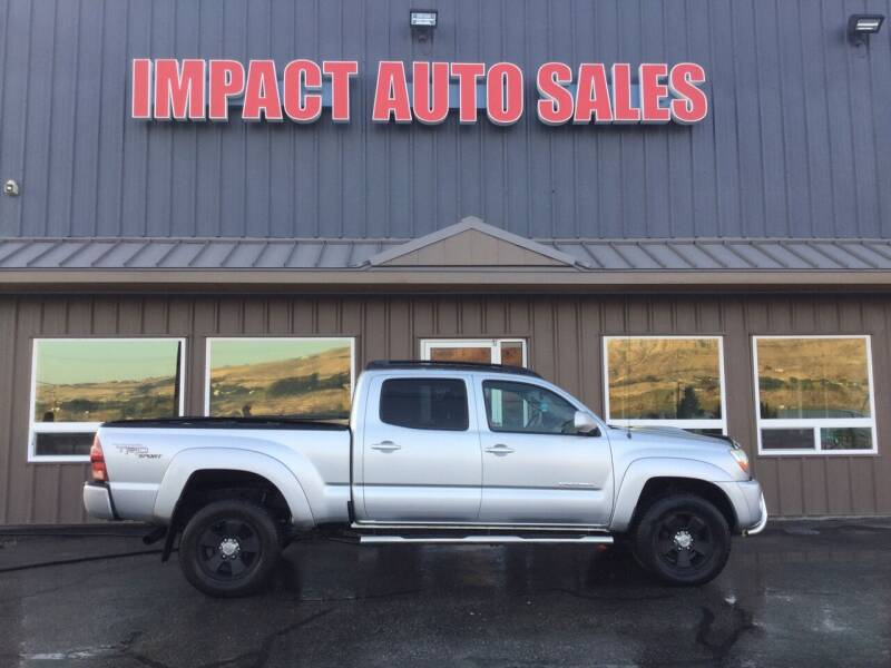 2006 Toyota Tacoma for sale at Impact Auto Sales in Wenatchee WA