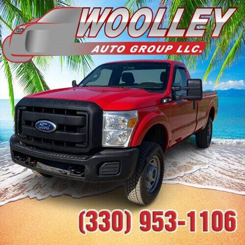 2011 Ford F-250 Super Duty for sale at Woolley Auto Group LLC in Poland OH