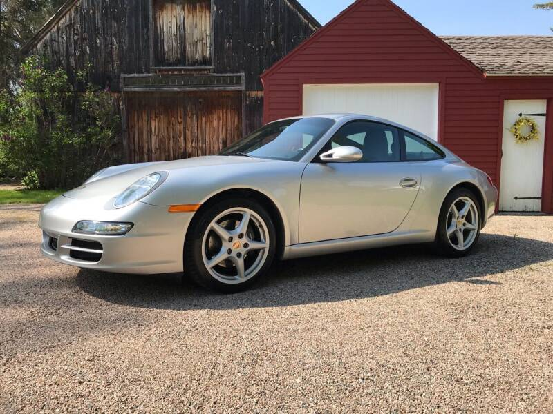2006 Porsche 911 for sale at J.W.P. Sales in Worcester MA