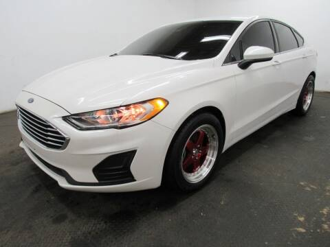 2019 Ford Fusion for sale at Automotive Connection in Fairfield OH