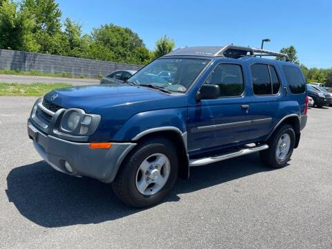 2002 Nissan Xterra for sale at Auto Land Inc - Autoland of Thornburg in Spotsylvania VA