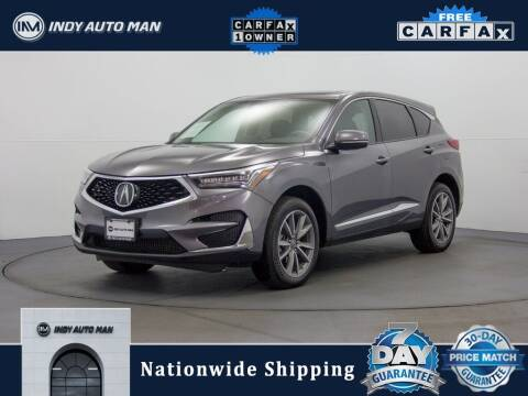 2019 Acura RDX for sale at INDY AUTO MAN in Indianapolis IN