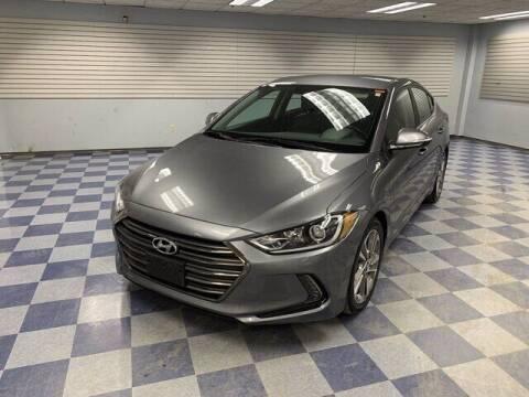 2018 Hyundai Elantra for sale at Mirak Hyundai in Arlington MA