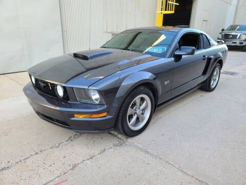 2007 Ford Mustang for sale at NEW UNION FLEET SERVICES LLC in Goodyear AZ