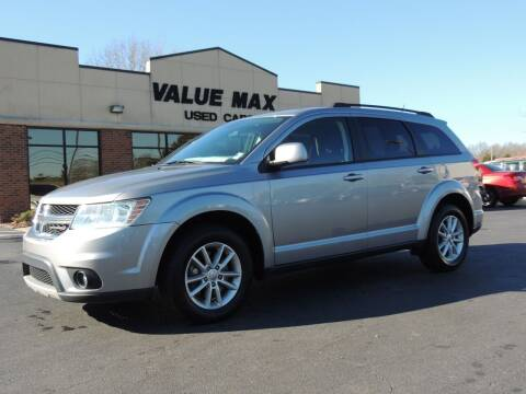 2017 Dodge Journey for sale at ValueMax Used Cars in Greenville NC