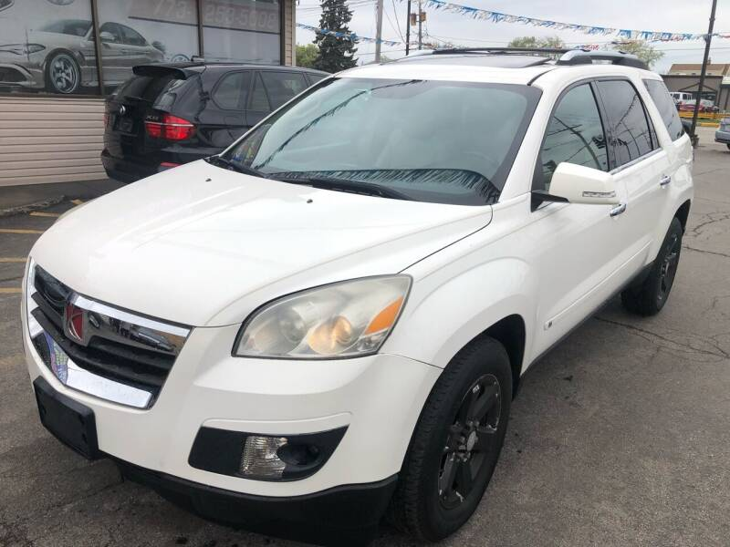 2009 Saturn Outlook for sale at TOP YIN MOTORS in Mount Prospect IL