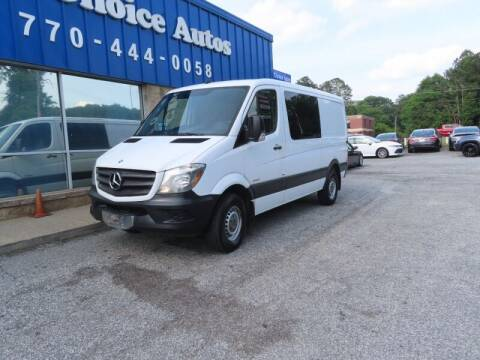 2015 Mercedes-Benz Sprinter Crew for sale at Southern Auto Solutions - 1st Choice Autos in Marietta GA