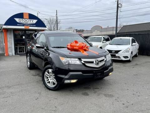 2009 Acura MDX for sale at OTOCITY in Totowa NJ