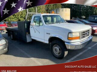 1994 Ford F-450 for sale at DISCOUNT AUTO SALES LLC in Lakewood WA