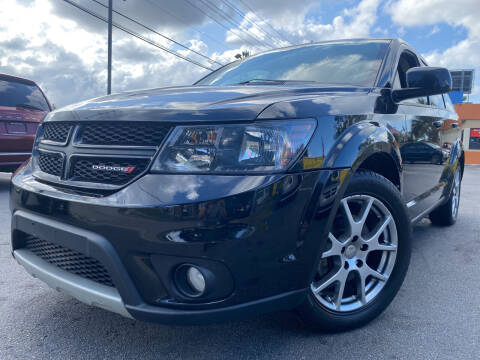 2014 Dodge Journey for sale at LATINOS MOTOR OF ORLANDO in Orlando FL