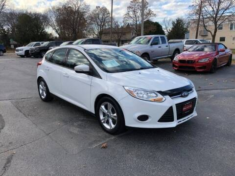 2013 Ford Focus for sale at WILLIAMS AUTO SALES in Green Bay WI