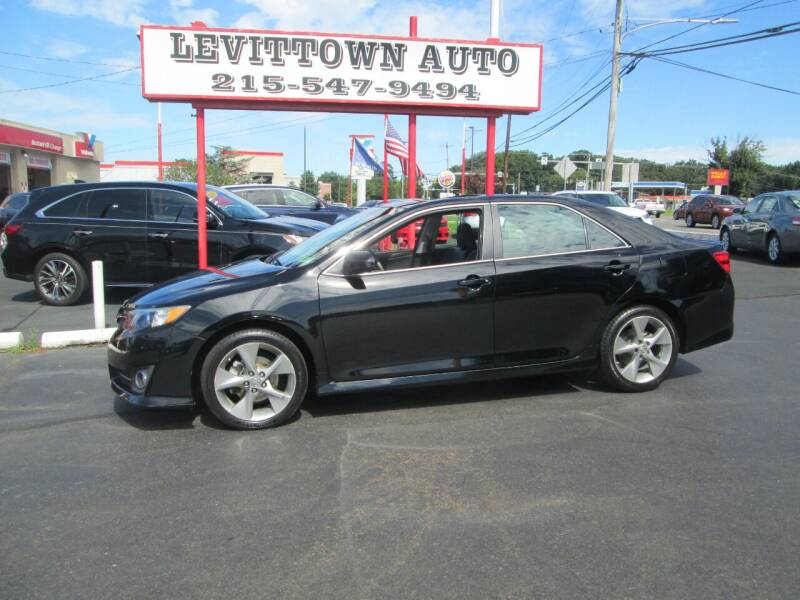 2012 Toyota Camry for sale at Levittown Auto in Levittown PA