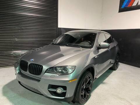 2008 BMW X6 for sale at LG Auto Sales in Rancho Cordova CA