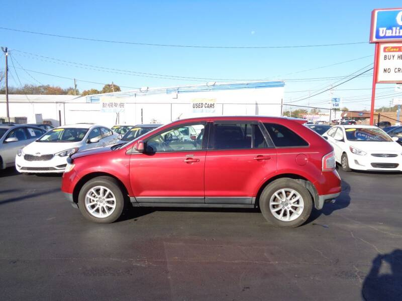 2009 Ford Edge for sale at Cars Unlimited Inc in Lebanon TN