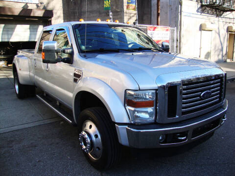 2010 Ford F-450 Super Duty for sale at Discount Auto Sales in Passaic NJ