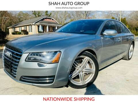 2013 Audi A8 for sale at E-Z Auto Finance - E-Biz Auto in Marietta GA