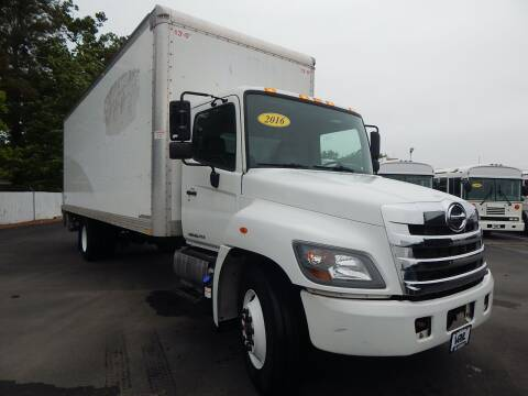 2016 Hino 268A for sale at Vail Automotive in Norfolk VA