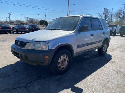 1998 Honda CR-V for sale at Dave-O Motor Co. in Haltom City TX