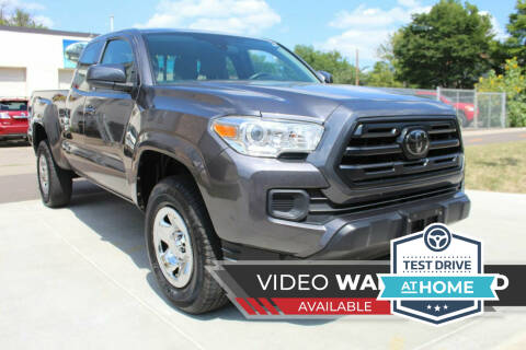 2018 Toyota Tacoma for sale at K & L Auto Sales in Saint Paul MN
