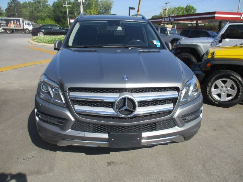 2016 Mercedes-Benz GL-Class for sale at Z Motors in Chattanooga TN