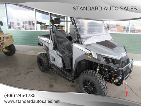 2021 Massimo T-BOSS 550 for sale at Standard Auto Sales in Billings MT