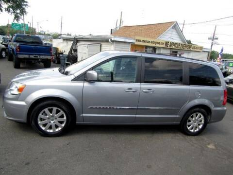 2015 Chrysler Town and Country for sale at American Auto Group Now in Maple Shade NJ