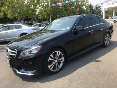 2014 Mercedes-Benz E-Class for sale at Autos Wholesale in Hayward CA