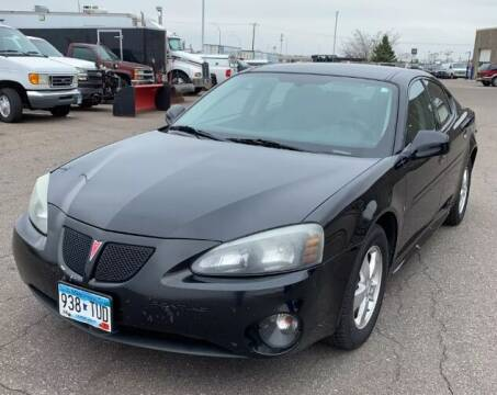 2007 Pontiac Grand Prix for sale at Cannon Falls Auto Sales in Cannon Falls MN