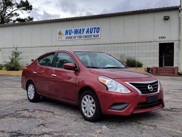 2018 Nissan Versa for sale at Nu-Way Auto Ocean Springs in Ocean Springs MS