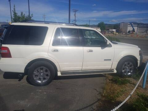 2008 Ford Expedition for sale at Freds Auto Sales LLC in Carson City NV