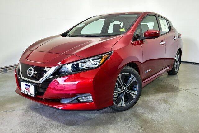 2020 Nissan LEAF for sale in Las Vegas, NV