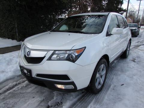 2012 Acura MDX for sale at First Choice Automobile in Uniondale NY