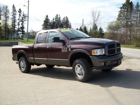 2005 Dodge Ram Pickup 2500 for sale at Summit Auto Inc in Waterford PA