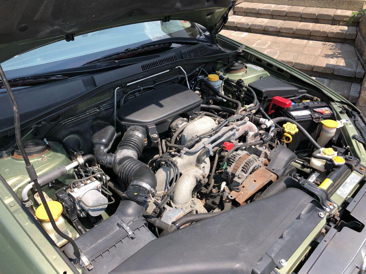 2005 Subaru Outback Station Wagon