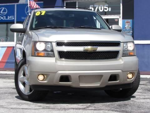 2007 Chevrolet Avalanche for sale at VIP AUTO ENTERPRISE INC. in Orlando FL