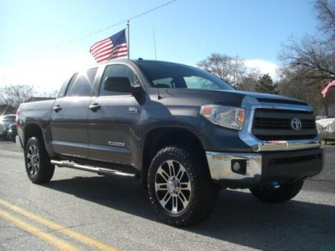 2015 Toyota Tundra for sale at Manquen Automotive in Simpsonville SC
