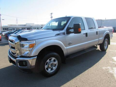 2016 Ford F-350 Super Duty for sale at 101 Budget Auto Sales in Coos Bay OR
