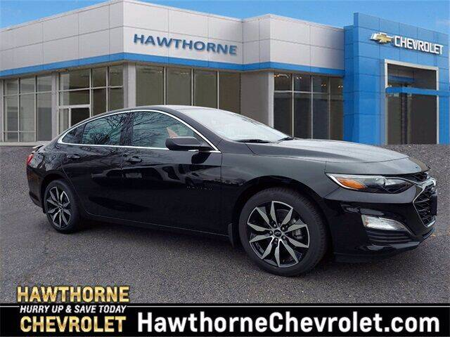 2021 Chevrolet Malibu for sale at Hawthorne Chevrolet in Hawthorne NJ