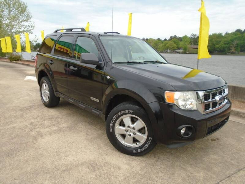 2008 Ford Escape for sale at Lake Carroll Auto Sales in Carrollton GA