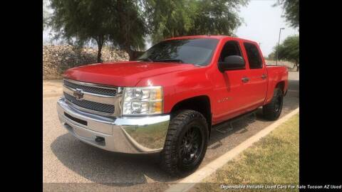 2013 Chevrolet Silverado 1500 for sale at Noble Motors in Tucson AZ
