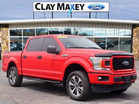 2019 Ford F-150 for sale at Clay Maxey Ford of Harrison in Harrison AR