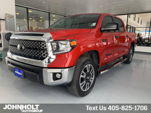 2018 Toyota Tundra for sale at JOHN HOLT AUTO GROUP, INC. in Chickasha OK