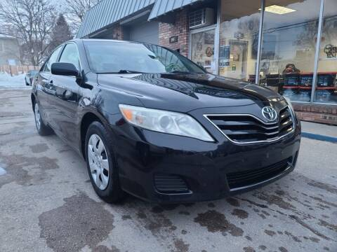 2010 Toyota Camry for sale at LOT 51 AUTO SALES in Madison WI