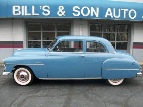 1951 Plymouth Deluxe for sale at Bill's & Son Auto/Truck Inc in Ravenna OH
