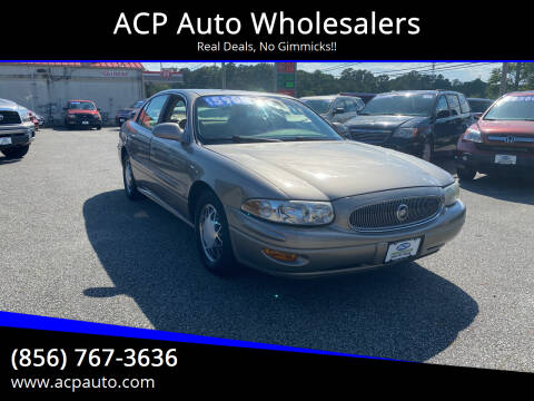 2004 Buick LeSabre for sale at ACP Auto Wholesalers in Berlin NJ