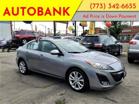 2010 Mazda MAZDA3 for sale at AutoBank in Chicago IL