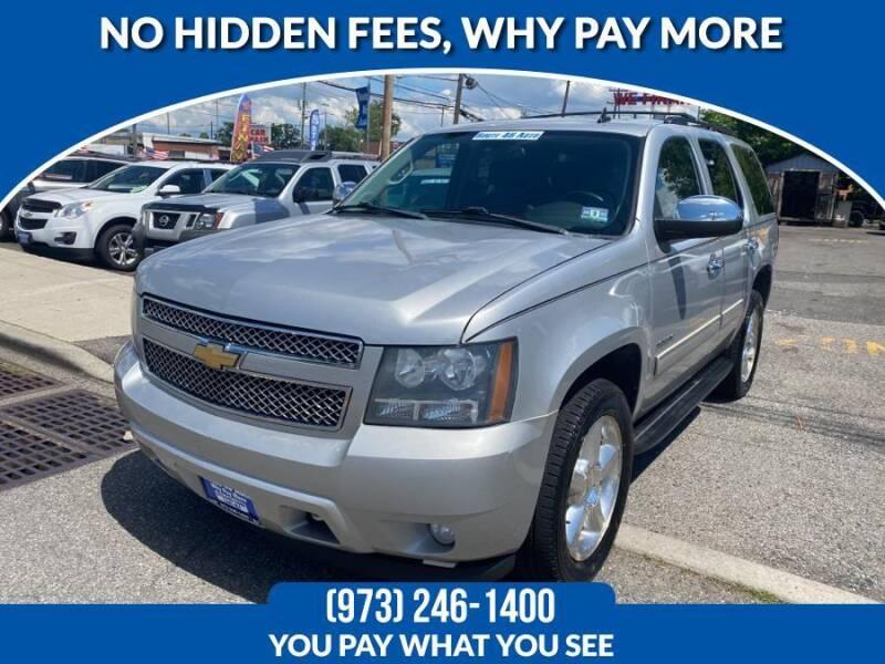 2011 Chevrolet Tahoe for sale in Lodi, NJ