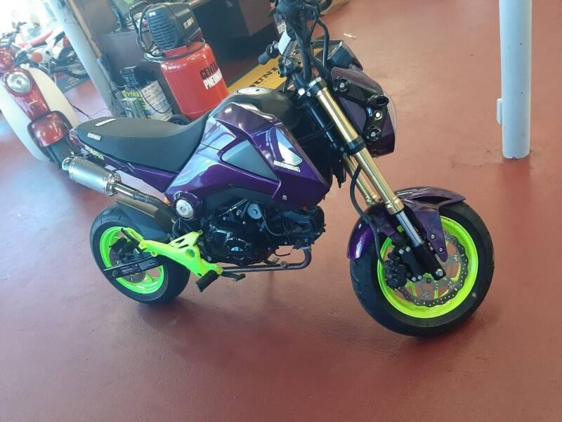 2015 Honda Grom for sale at GARAGE ZERO in Jacksonville FL