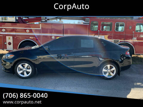 2015 Dodge Dart for sale at CorpAuto in Cleveland GA