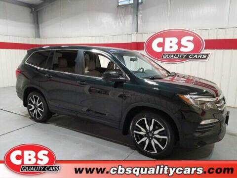 2018 Honda Pilot for sale at CBS Quality Cars in Durham NC